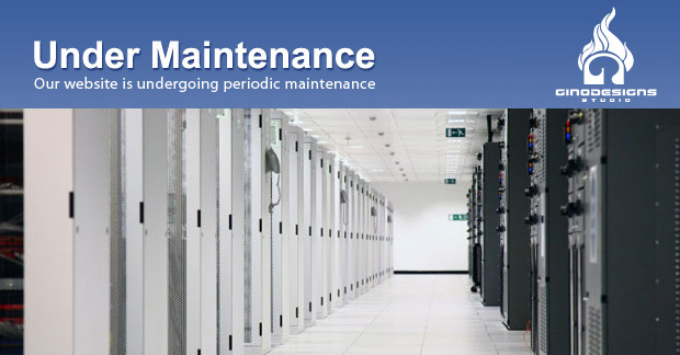 Under Maintenance - Our website is undergoing periodic maintenance